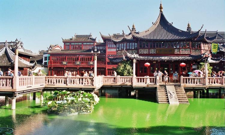 Thành phố cổ kính Tô Châu là nơi học tập tuyệt vời.